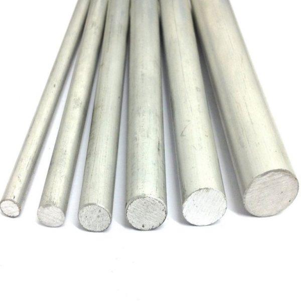 Aluminium Rods Bars Manufacturers in India, Aluminium Rods Suppliers, Aluminium Bars Wholesalers